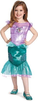 Disguise Girls' Costume Outfits - Disney Princess Ariel Classic Dress-Up Outfit - Toddler
