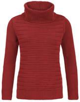 Tribal Bulky Cowl Sweater