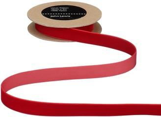 John Lewis & Partners Velvet Ribbon
