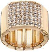 JLO by Jennifer Lopez Pave Square Stretch Ring