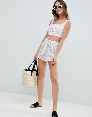 Fashion Union Stripe Short
