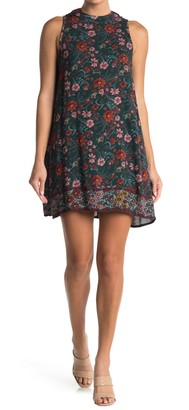 Angie Sleeveless Halter Neck Dress