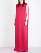 Chalayan Sleeveless stretch-crepe dress