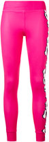 adidas by Stella McCartney Yoga Flower tights - women - Polyester/Spandex/Elastane - XS