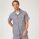 Club Monaco Sleepy Jones Gingham Shirt