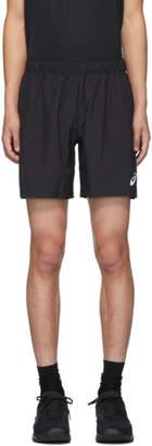 Asics Black Club Shorts