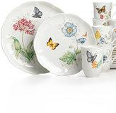 Lenox Butterfly Meadow 18-Piece Dinnerware Set + 2 Bonus Mugs, A Macy's Exclusive Style