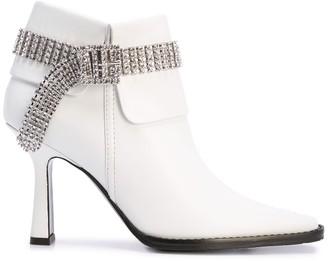 Sies Marjan Niki Crystal 90mm boots