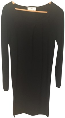 Allude Black Cashmere Dress for Women