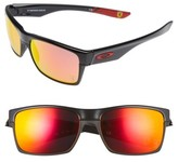 Oakley Men's Twoface 60Mm Sunglasses - Black