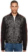 Just Cavalli Bomber Jacket Men's Clothing