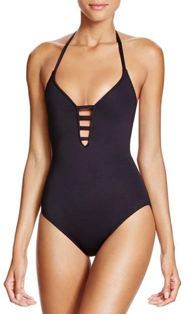 32d1d72fe2a La Blanca Black One Piece Swimsuits - ShopStyle