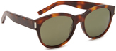 Saint Laurent SL 67 Mineral Lens Sunglasses