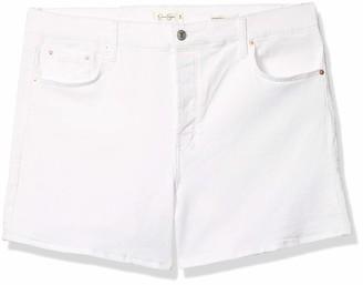 Jessica Simpson Women's Plus Size Infinite High Waist Short