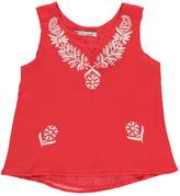 Sunchild Sale - Bali Embroidered Top