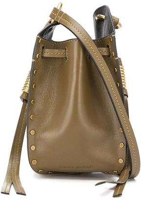 Isabel Marant Radja mini studded bucket bag