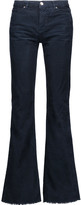 IRO Forest cotton-corduroy flared pants