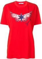 Givenchy Star Flame printed T-shirt