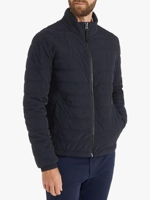 HUGO BOSS BOSS Owest-D Quilted Jacket, Dark Blue