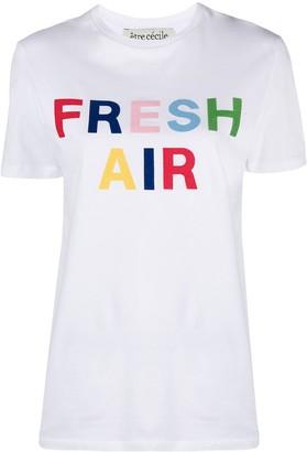 Être Cécile Fresh Air T-shirt