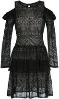 Cecilia Prado cold shoulder dress