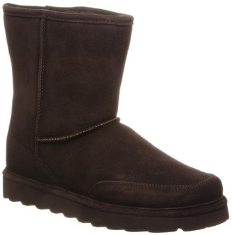 BearPaw Brady Wool Lined Suede Boot