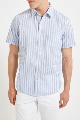 Sportscraft Mack Short Sleeve Print Shirt