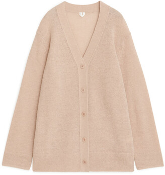 Arket Oversized Knitted Cardigan