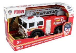 Daron Daron Fire Department City Of New York Ladder Truck