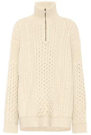 Chloé Exclusive to mytheresa.com – wool and cashmere sweater