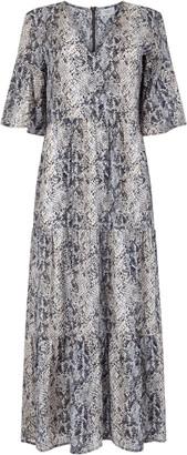 Primrose Park Alice Snake Dress - X Small