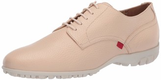 Marc Joseph New York Women's Genuine Leather Made in Brazil Pacific Lace Up Golf Shoes