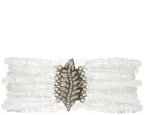 Kastel Jewelry Plume Moonstone Bracelet