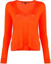 Proenza Schouler classic fitted sweater