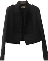 Eleven Paris Grey Wool Jacket for Women