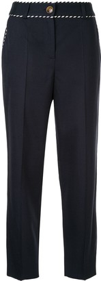 Peter Pilotto tailored cropped trousers