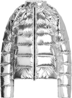 Ralph Lauren Metallic Down-Filled Jacket