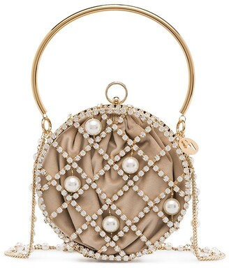Rosantica Ines embellished mini bag