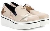 Stella McCartney Binx faux leather sneakers