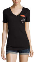 Arizona Easy Vee Pocket Tee - Juniors