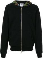 Billionaire Boys Club camouflage hood jacket