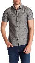 Howe Cazedero Short Sleeve Trim Fit Shirt