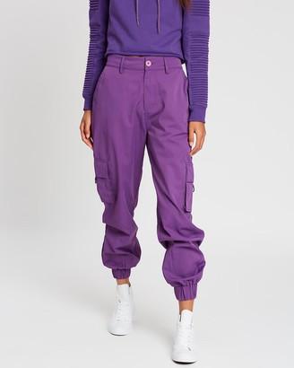nANA jUDY Matira Elastic Pants