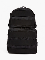 Valentino Black Nylon Camu Noir Backpack