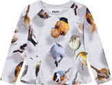 Molo Bouncing Birds Print Raelicka Top