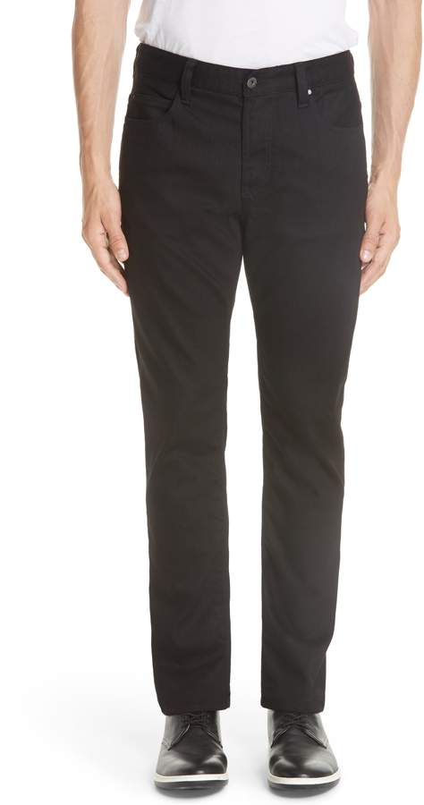 Emporio Armani Stretch Cotton Five Pocket Trousers