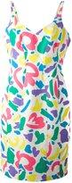 Moschino printed dress - women - Silk/Polyamide/Acetate/Rayon - 46