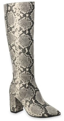 Time and Tru Knee High Heeled Boot (Women's)