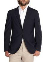 Brunello Cucinelli Wool/Silk Travel Blazer