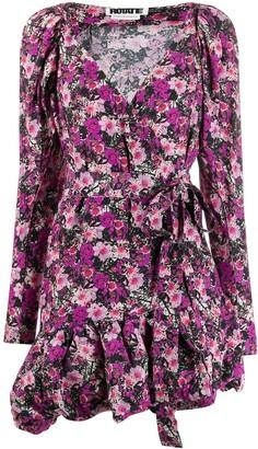 Rotate by Birger Christensen Nancy floral dress